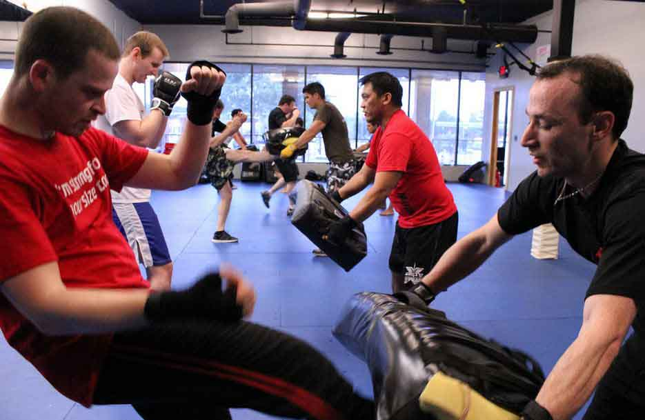 aprender krav maga barcelona gimnasio clases de krav maga