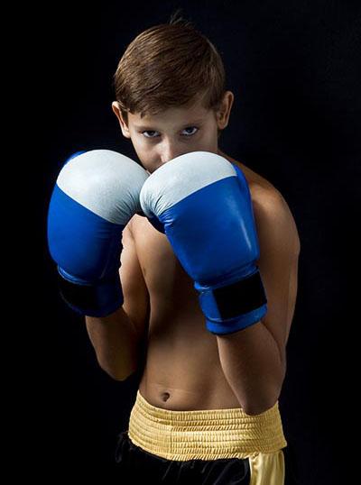 boxeo infantil esport rogent barcelona